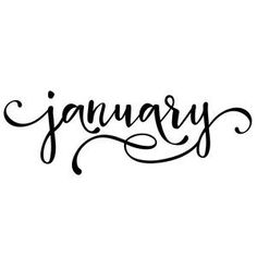 Silhouette Design Store - View Design january - audrey - My Pin Bullet Journal Page, January Bullet Journal, Bullet Journal Inspiration, Silhouette Design, Bujo Inspiration, Silkscreen, Creative Lettering, Lettering Art, Lettering Ideas