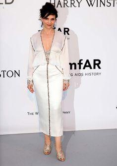 Gala amfAR en Cannes: Juliette Binoche