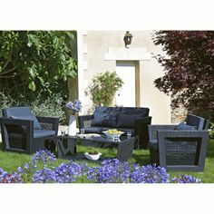Awesome Salon De Jardin Haussmann Paris Garden Design Contemporary ...