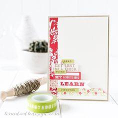 September 2014 Debby Hughes - Lime Doodle Design - Simon Says Stamp September card kit