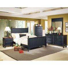 Hillcrest Queen Bed with Nightstand    $730.76
