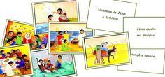 La vie de Jésus en 18 images - Choisis la Vie Images Bible, Kindergarten, Miracle Morning, Bible Stories, Edd, Sunday School, Bible Verses, Teaching, Education