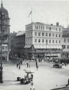 Friedrichstrasse - Unter den Linden 1920er