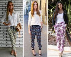 Pantalones baggy: elegancia y comodidad