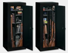 Lovely Stack On 18 Gun Steel Security Cabinet