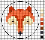 Fox pattern.