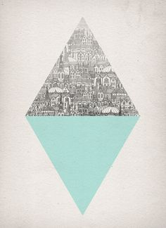 Diamond by David Fleck // society6     **FREE WORLDWIDE SHIPPING**    now through Sunday, May 27 2012.