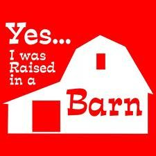Google Image Result for http://www.superiorsilkscreen.com/609-655-thickbox/yes-i-was-raised-in-a-barn.jpg