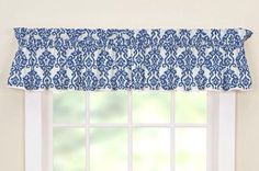 Decorative Valance featuring Waverly's by PillowLoftHomeDecor, $69.99