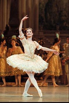 Aurelie Dupont - Paris Opera Ballet