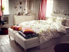 Simple Details: ikea brimnes bed with storage