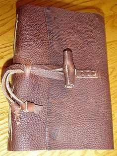 Leather Journal.