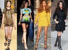 Celebs rocking the trend