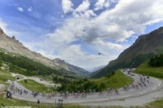 TdF'14 St.14: The Alps were beautiful but all too short for us spectators. It will be back to great views and crazy hard mountains from tomorrow though as the race leaves the rest day town of Carcassonne and heads into the mythical Pyrenees. Pic:CorVos/PezCyclingNews