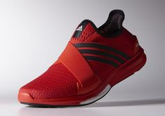 It has been new models one right after the other. Today we get a look at the ultra sleek adidas Climachill Sonic Boost.