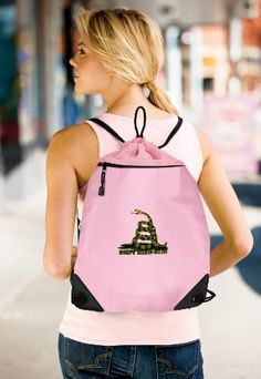 Gift idea Don't Tread on Me Drawstring Bag Pink Backpack Tea Party Flag Drawstring Bags SOPHISTICATED MICROFIBER & MESH- For School Beach Gym On Sale - http://www.buyinexpensivebestcheap.com/14718/gift-idea-dont-tread-on-me-drawstring-bag-pink-backpack-tea-party-flag-drawstring-bags-sophisticated-microfiber-mesh-for-school-beach-gym-on-sale/?utm_source=PN&utm_medium=marketingfromhome777%40gmail.com&utm_campaign=SNAP%2Bfrom%2BOnline+Shopping+-+The+Best+Deals%2C+Bargains+and+Of