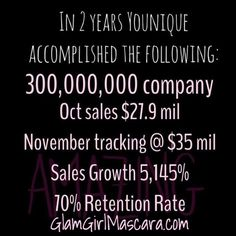 How much do you think those Avon ladies are STILL making that got in on the ground floor?! Love makeup? Join the fun and get your $$$ at glamgirlmascara.com