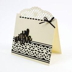 Ornate Elegance Header Fold Die Set – Item 596e | Tonic Studios Ltd