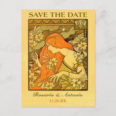 Vintage Save the Date Postcards   redhead model, redhead witch, redhead gif #redheadgirl #redheadproblems #redheadsofig, 4th of july party