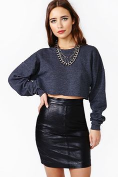 #nastygal.com             #Skirt                    #Scorpio #Rising #Leather #Skirt                    Scorpio Rising Leather Skirt                                                  http://www.seapai.com/product.aspx?PID=1409181