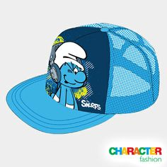 #CharacterFashion Smurfs Trucker Cap Character Group, Funky Fashion, Surfs, Fashion Accessories, Christmas Gifts, Cap, Gift Ideas, Stuff To Buy, Holiday Gifts