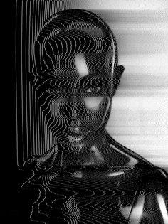 Pop Art Wallpaper, Graphic Wallpaper, Satanic Art, Futuristic Art, Arte Horror, Cyberpunk Art, Glitch Art, Arte Pop, Fractal Art
