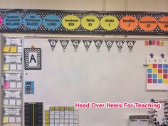 homework incentive - Each night 100% of the class does their homework, put up a letter in the homework banner. If the class gets every letter in the banner, the whole class wins a no-homework pass!! But if one person doesn't do their HW? The WHOLE banner comes down!