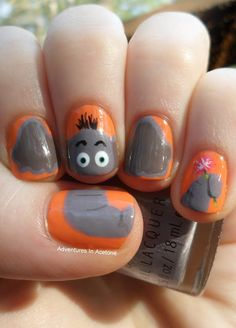 Oh gosh I this is just so friggen cute! Horton Hears a Who nails ^_^