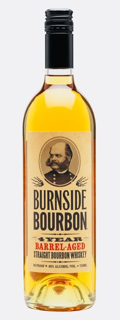 BURNSIDE BOURBON 4 YEAR OLD, Portland, Oregon, USA