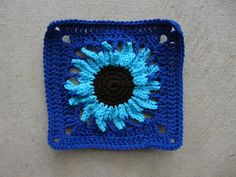 Ravelry: Project Gallery for Square 35 pattern by Jean Leinhauser