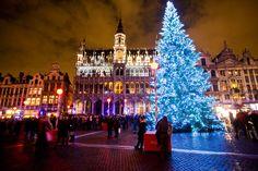 IL MERCATINO DI NATALE DI BRUXELLES – 28 NOVEMBRE 2014 – 5 GENNAIO 2015