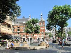 Top 20 things to do in Amsterdam: The Leidseplein