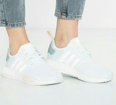 Adidas RMD R1 W white tactile green