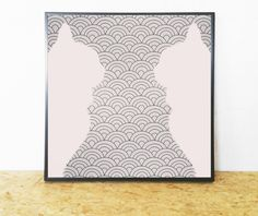 Cat Lover #Gift (Digital Print) for Instant Download.  Cat #Printable to Update your Home or Office Decor or to #Print on your T-shirts, Mugs, Cards etc. Cat Poster also Makes... #print #printable #art #digitalart #wallart #instantdownload #pink #digitalprint #décor #bedroomdecor #gift ➡️ http://jto.li/f4SF4