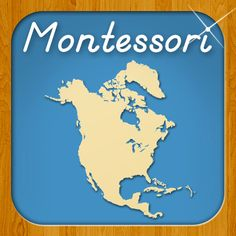 North america flash cards includes the 17 countries of north and appyreview by angie gorz appymall north america a montessori approach to geography hd is a wonderful app to teach children about world geography gumiabroncs Images