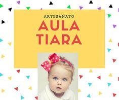 LINDEZAS !! Vem Aprender ✂️.A FAZER TIARAS EM PASSO A PASSO ! Amo ! #tiara #tiaras #artesanato