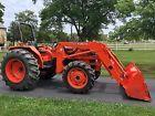 TractorData.com Kubota M5700 tractor information