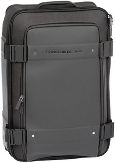 2e5ea73ff5e Porsche Design Men s Cargon Trolley M 09 91 19798 Travel Bag Black EU  66x45x25 cm (B x H x T)