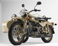 Мотоцикл УРАЛ. Модель 'ПУСТЫНЯ' 2007 LE | OPPOZIT.RU | мотоциклы Урал, Днепр, BMW | ремонт мотоциклов