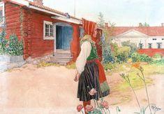 Carl Larsson - Falun Home, The