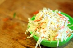 Coleslaw | Recipe Binder