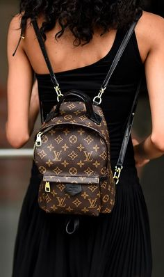 backpack, designer accessories, mini backpack, nyc street style vuitton How To Accessorize Like a Stylist — MappCraft Sac Cabas Louis Vuitton, Mochila Louis Vuitton, Louis Vuitton Messenger Bag, Sacs Louis Vuiton, Louis Vuitton Taschen, Louis Vuitton Sale, Louis Vuitton Handbags, Louis Vuitton Monogram, Vuitton Bag