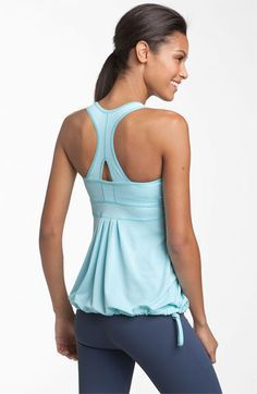 Zella Stripe Pointelle Babydoll Tank | Women's Bandage Skinny Sports Yoga Running Cropped Pants ♡  Workout Clothes | Yoga Tops | Sports Bra | Yoga Pants | Motivation is here! | Fitness Apparel | Express Workout Clothes for Women | #fitness #express #yogaclothing #exercise #yoga. #yogaapparel #fitness #diet #fit #leggings #abs #workout #weight | SHOP @ FitnessApparelExpress.com