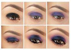 Znalezione obrazy dla zapytania smoky eyes krok po kroku Makeup Tips, Beauty Makeup, Hair Beauty, Smoky Eyes, Purple Rain, Make Up, Color, Health, Ideas