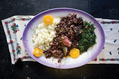 Feijoada (Brazilian Beans with Smoked Pork, Rice and Collards) Recipe on Yummly