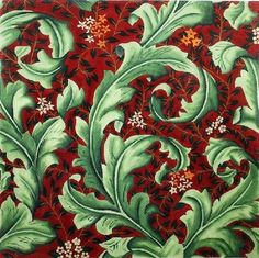 Victorian Floral - needlepoint canvas from Rittenhouse Needlepoint