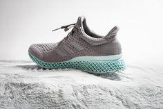 Adidas cria tênis esportivo 100% reciclado utilizando plásticos recolhidos do oceano e impressão 3D stylo urbano-1