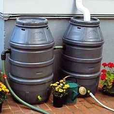 Rainwater Harvesting: Why You Should Do It And How! Storing water almost always ends up at the top of a prepper's checklist of essentials during SHTF situations, and understandably so as it is the most important aspect of a person's survival...