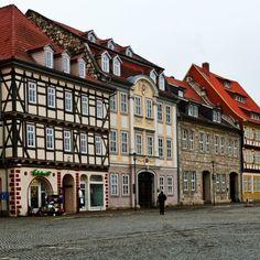 Mühlhausen, Thüringen  | by andreas_helke | via liebesdeutschland | eyeonbavaria