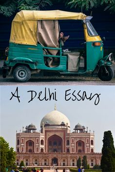 A first timer to Delhi recounts is initial impressions and his final conclusions. #Delhi #India #Travel #travelblog